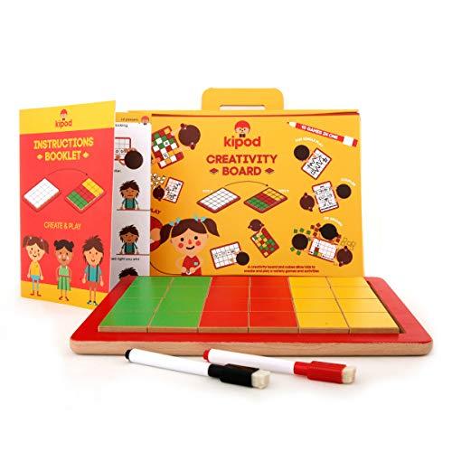 Kipod- Creativity Board, Multicolor (1)