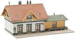 Faller 110097  - Pequeña estación de Blumenfeld  Importado de Alemania