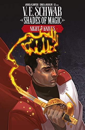 Shades of Magic Vol. 2: The Night of Knives (Shades of Magic - The Steel Prince) (English Edition) - White Steel Knife