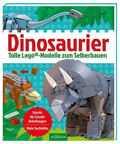 Dinosaurier: Tolle Lego®-Modelle zum Selberbauen