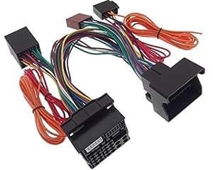 PARROT THB Adapter OPEL Kabel BLUETOOTH Voll Belegt x40 ISO