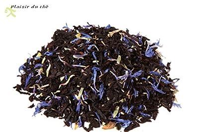 Thé, le Plaisir du Comte, thé noir parfumé bergamote, Earl Grey, 100g
