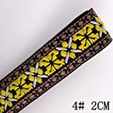 GAOHL Tienda de mochilas/cinta/ropa bordada 4 colores , 4 , about 2cm