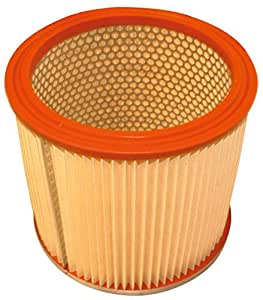 Filtre cartouche - Aspirateur de cendres - Cazabox