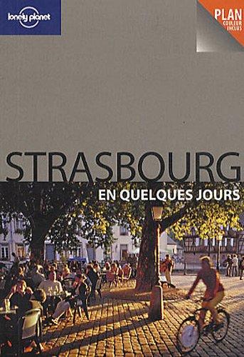 STRASBOURG EN QUELQUES JOURS 1 par JULIA MANGOLD, VINCENT FROEHLY, JEAN-BERNARD CARILLET