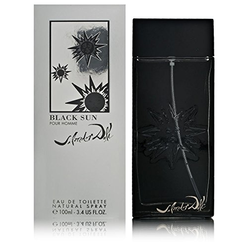 Salvador Dali Black Sun Eau de Toilette 100 ml, 1er Pack (1 x 100 ml)