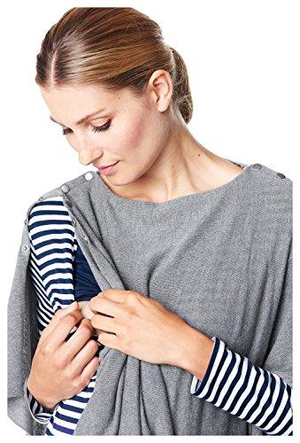 Esprit Maternity Vêtements de grossesse Gilet Dark grey melange