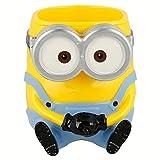 Elemed 87887 3D PS Becher Minions geformt, mehrfarbig