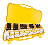 Performance Percussion G4-A6 Glockenspiel 27 notes avec touches noires/blanches