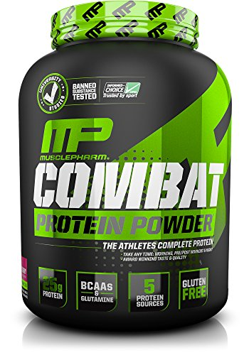 Muscle Pharm Combat Powder 1,8kg (Ripartizione Proteine ​​)