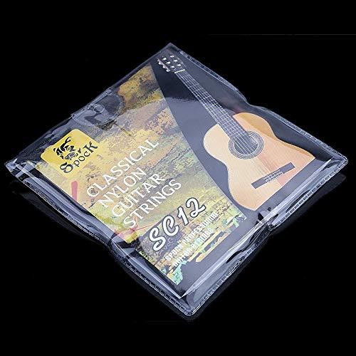Zoom IMG-2 chitarra classica six strings sc12