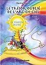 Le trésor oublié de l'arc-en-ciel, tome 3 : Le Rayon Jaune par Dussart