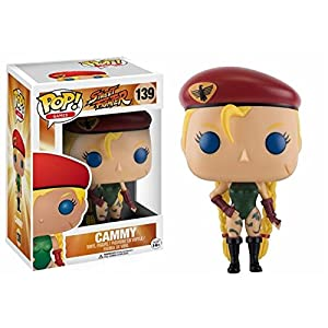 Funko Pop Cammy (Street Fighter 139) Funko Pop Street Fighter