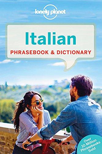 Italian Phrasebook & Dictionary - 7ed - Anglais
