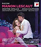 Manon Lescaut: Royal Opera House (Pappano) [Blu-ray] [2015]