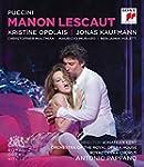 Jonas Kaufmann : Manon Lescaut [Blu-ray]