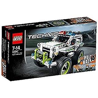 LEGO Technic 42047 - Polizei-Interceptor, Auto-Spielzeug (B013GYAX7Q)   Amazon price tracker / tracking, Amazon price history charts, Amazon price watches, Amazon price drop alerts
