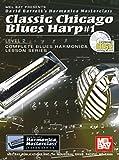 Classic Chicago Blues Harp #1 (David Barrett's Complete Harmonica Masterclass Lesson)