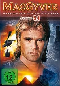 MacGyver - Season 5, Vol. 1 [3 DVDs]: Amazon.de: Richard