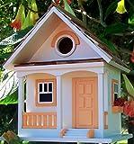 Garden Bazaar hbb-1003Peaches & Cream Cottage Vogelhaus
