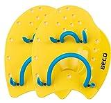 Beco Unisex- Erwachsene Power Handpaddles, Sortiert/original, S