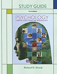 Psychology in Modules Study Guide by Professor Richard O Straub (2012-03-03)