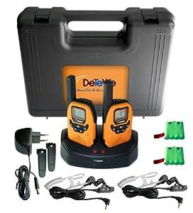 DeTeWe Outdoor PMR 8000 Funkgerät von DeTeWe