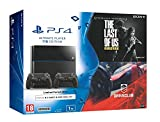 Sony PlayStation 4 1 TB Console - Ultimate Player Edition (With Games: The Last of Us and Driveclub and an Extra Controller)
