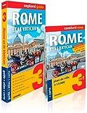 ROME ET LE VATICAN (EXPLORE! GUIDE 3en1)