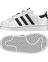 finest selection 5935e 0a862 adidas Superstar i – Scarpe, Bambino, Bianco (Ftwbla Negbas Ftwbla)
