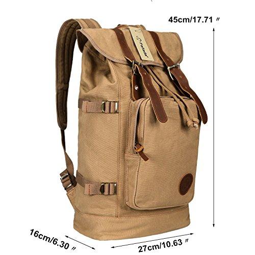 Imagen de fafada  bolso  para mujer, caqui caqui  44020494 alternativa