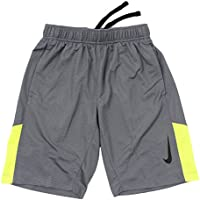 Nike B NK Short ACCELER8 - Pantalón Corto, Niño, Multicolor(Cool Grey/Volt/Black/Black)