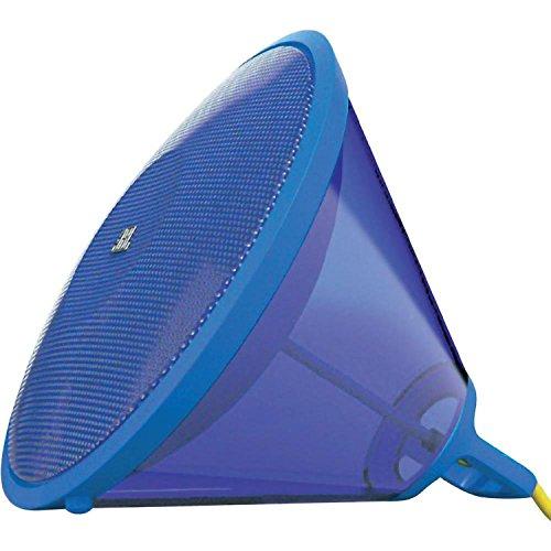JBL Spark im Megaphon-Design mit Edelstahl-Haken