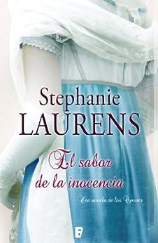 El sabor de la inocencia (B de Books) de [Laurens, Stephanie]