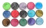 Soap Dye Mica Powder Pigmenti per bombe da bagno Soap Making Colorant Set, 15 Colors di Yier