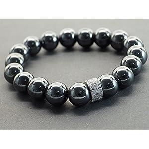Armband Bereich Black Pearl Häma