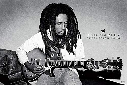 Pyramid Bob Marley - Redemption Song (Poster Maxi 61X91,5 cm) Merchandising