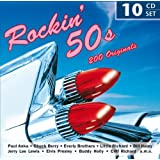 Rockin 50's - 200 Originals from Paul Anka, Chuck Berry, Everly Brothers, amo!