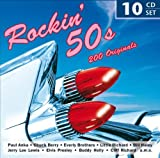 Rockin 50's - 200 Originals from Paul Anka, Chuck Berry, Everly Brothers, amo! -