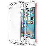 MTT® Shock Absorption Transparent Case for iPhone 5SE - Best Reviews Guide