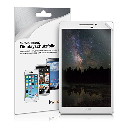 kwmobile Asus ZenPad 7 Z370CG / Z370C Folie - Full Screen Tablet Schutzfolie für Asus ZenPad 7 Z370CG / Z370C entspiegelt