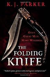 The Folding Knife Parker, K J ( Author ) Feb-22-2010 Paperback