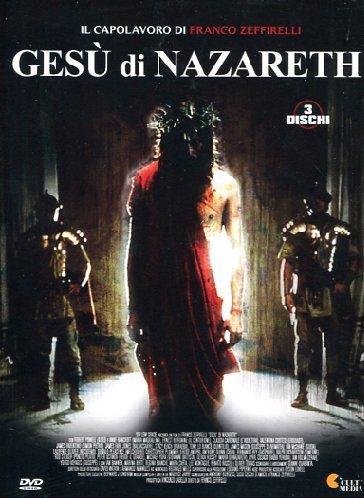 Gesù di Nazareth(3 DVD edizione integrale)