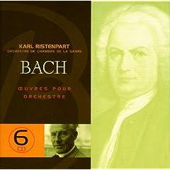 J.S. Bach: Suite pour orchestre n�4 en r� majeur, BWV 1069 - Gavotte