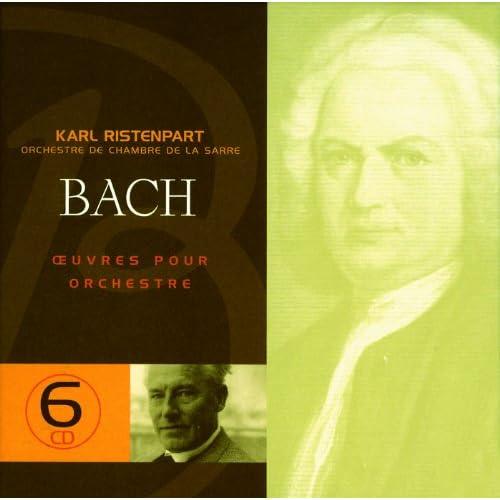 J.S. Bach: Concerto pour 3 clavecins et orchestre en ut majeur, BWV 1064 - Adagio