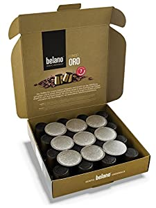 Buy Belano Coffee Capsules compatible with Nespresso * Oro 100% Arabica by Belano