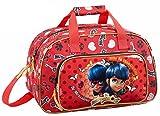 Safta Bolsa De Deporte Ladybug 'Sparkle' Oficial 400x230x240mm