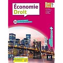 Ressources plus - ECONOMIE-DROIT Tle Bac Pro - Éd. 2017 - Manuel élève