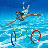 Jeu d'anneaux INTEX pour piscine les 4 pièces...
