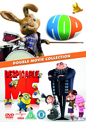 Image of Despicable Me/Hop Double Pack [DVD]